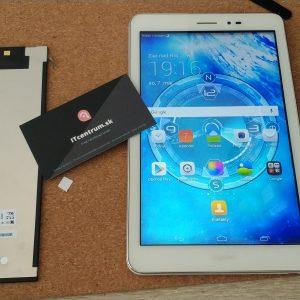 Po výmene LCD Huawei TAB